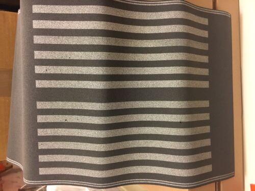 in 1//87 PREISER porzione di pista aeroportuale in materiale soffice 48x24 cm