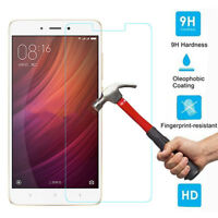9H Premium Tempered Glass Screen Protector Guard Film For Xiaomi Redmi Note 4X