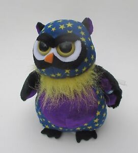 LR1 Midnight Owl PLUSH WEBKINZ PET ANIMAL Collectible ganz new code