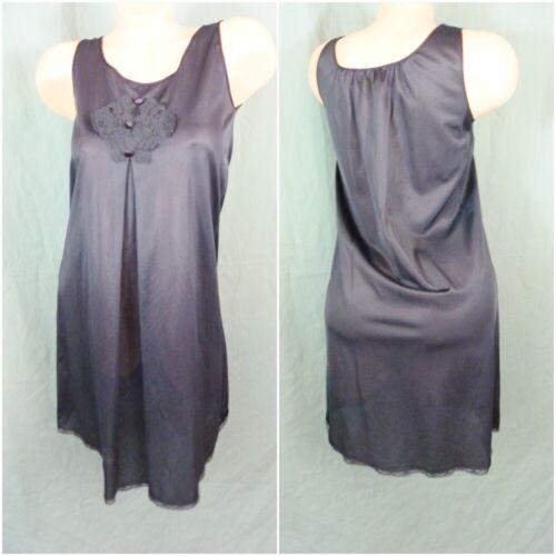 Texsheen Size Medium Full Slip Nightgown - image 1