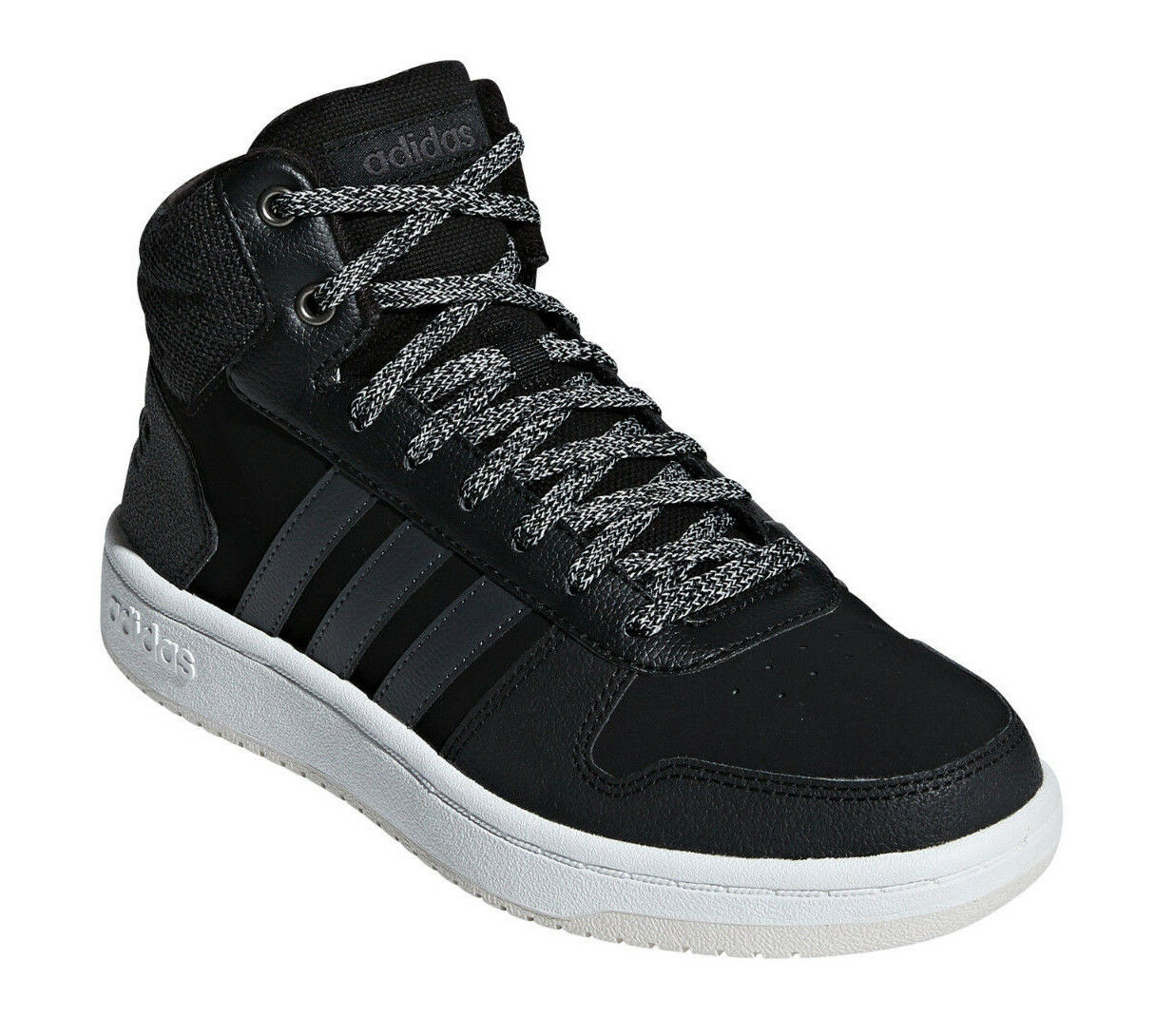 Adidas Damens Schuhes Casual Trainers Sneakers Fashion Hoops Mid Trainers Casual Running B42110 New 2562ad