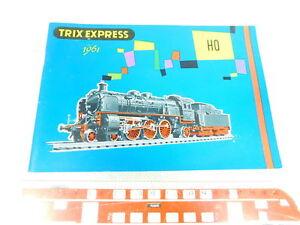 BH829-0-5-Trix-Express-H0-Katalog-1961-Niederlande-NL-Preise-in-Gulden
