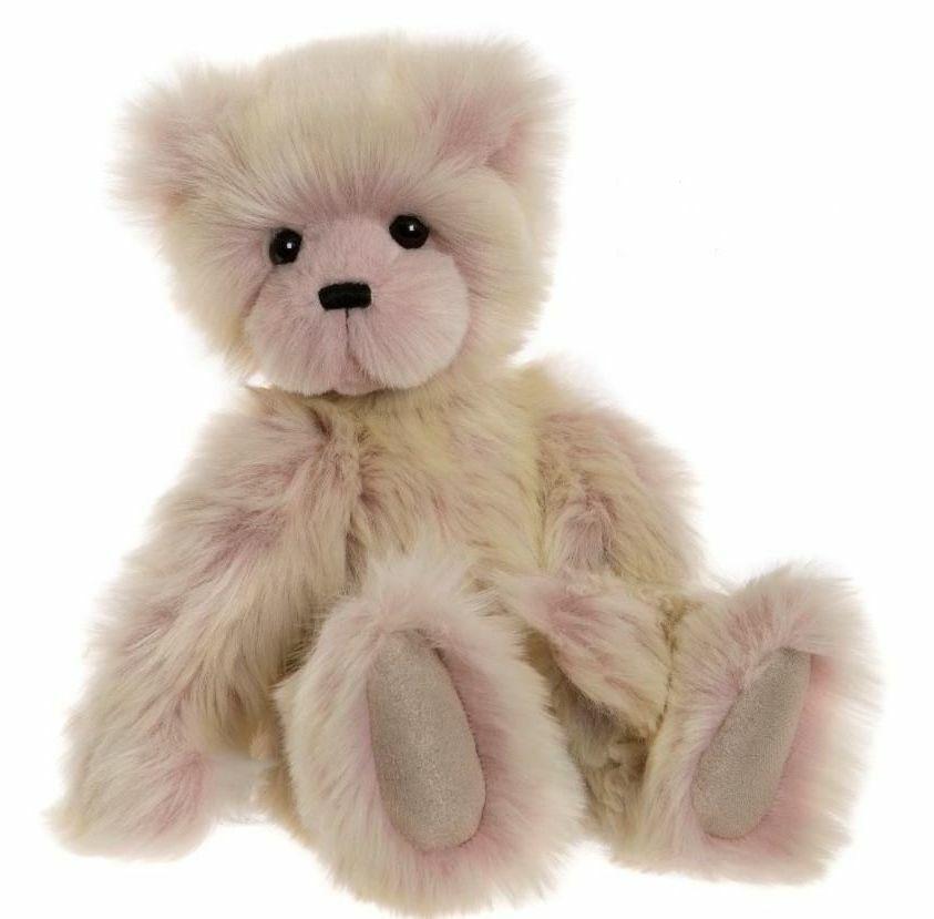Charlie Bears Teddy Orso Elsie circa 30cm grandi