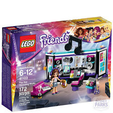 Disney Parks LEGO Friends Set Pop Star Recording Studio 41103
