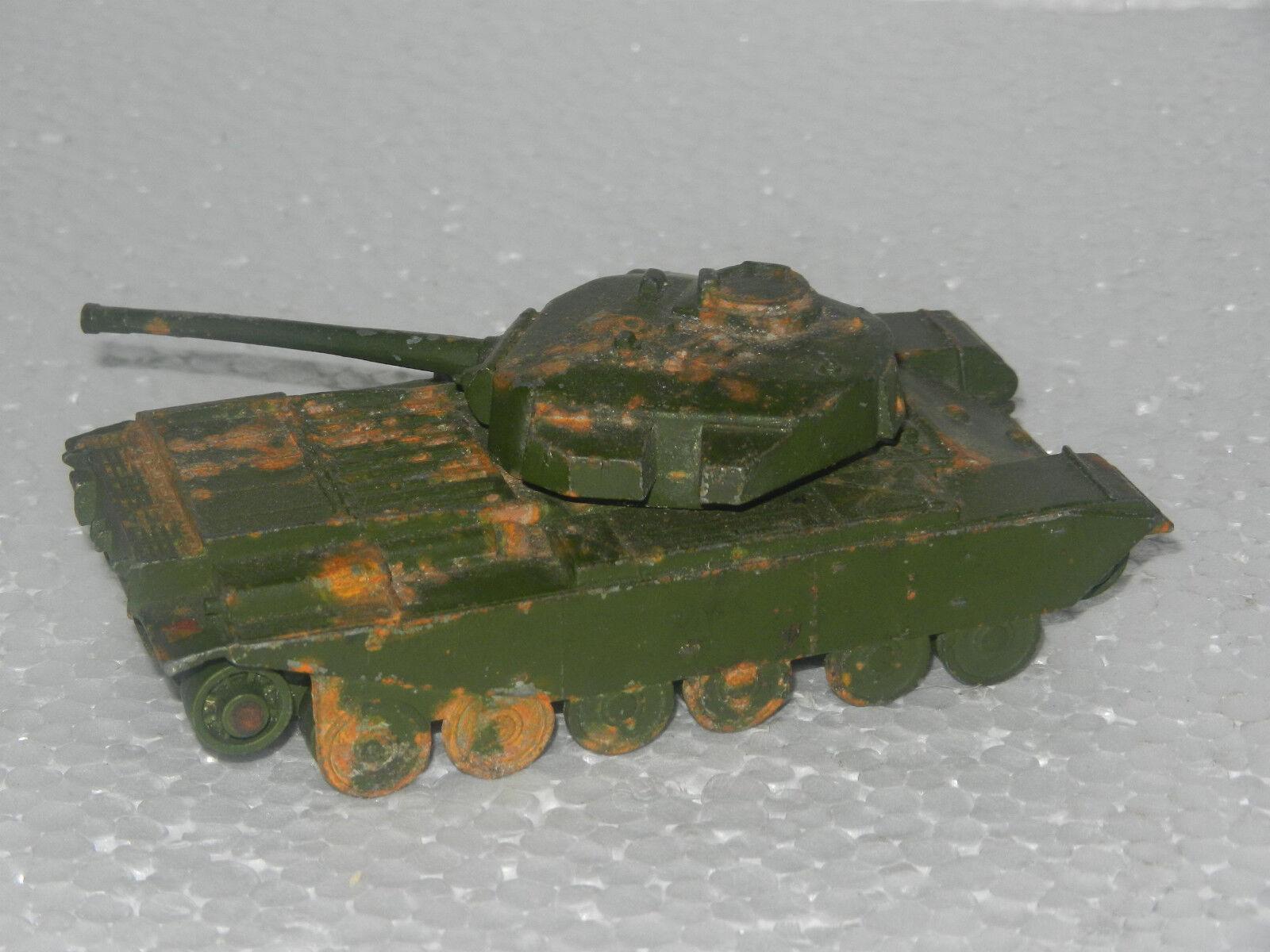 Estaño Vintage Tanque de antimonio Centurión Dinky Juguete, Inglaterra