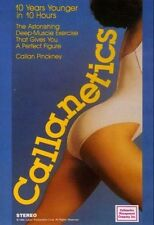 CALLANETICS LOOK 10 YEARS YOUNGER IN 10 HOURS DVD NEW SEALED WORKOUT BARRE STYLE