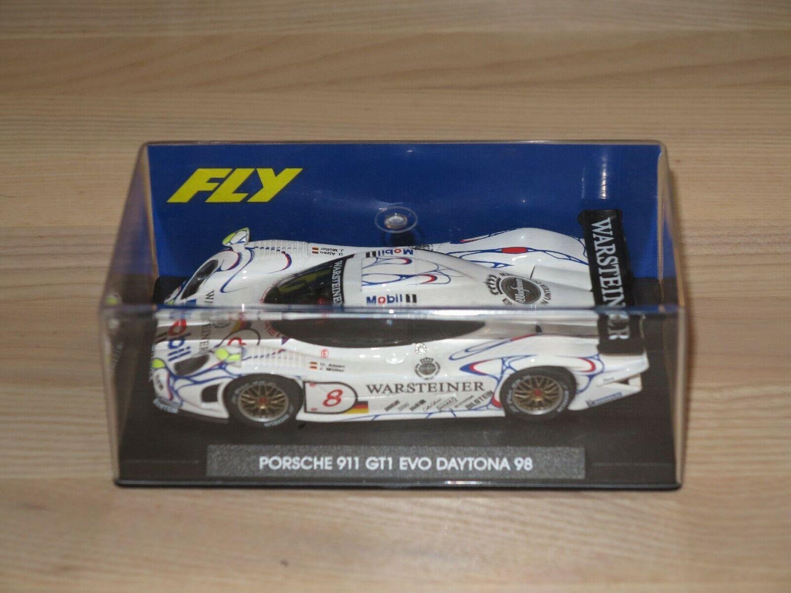 Fly Porsche 911 Gt1 Evo Daytona 98 1 3 2 Slotcar