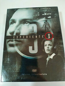 Expediente-X-tercera-Temporada-3-Completa-7-DVD-Edicion-Deluxe-Espanol-English