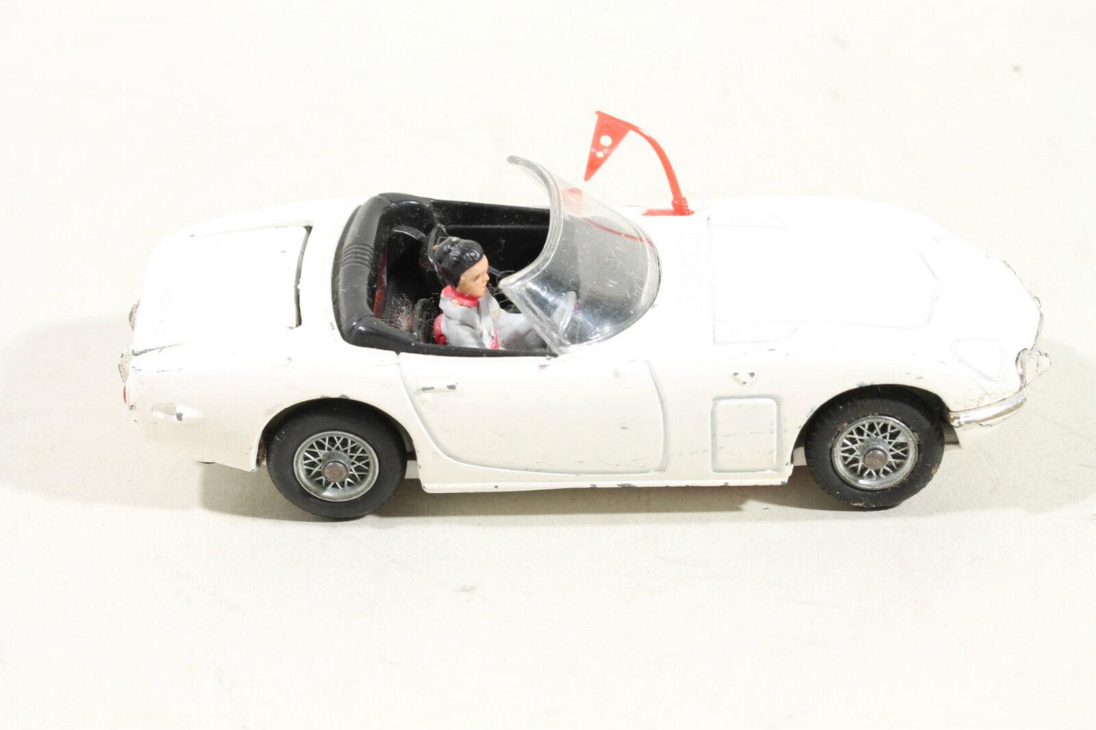 CORGI-TOYS JAMES BOND TOYOTA 2000 GT