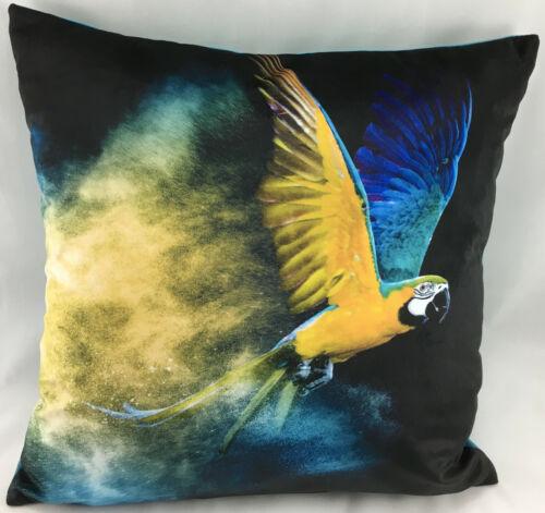 Impression d/'un perroquet en vol Evans Lichfield Coussin Couverture