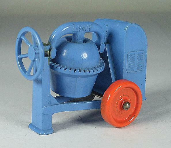 Matchbox Regular Wheels Nr. 3 A Cement Mixer lightBlau OrangePW Lesney  577  | Kunde zuerst