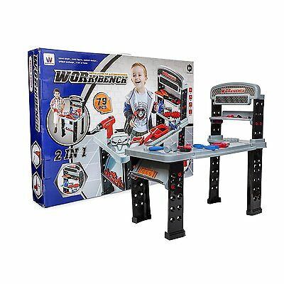 Accessories Power Junior Station Bench XL Daddy Big Tool with Work 2 1 In and OqpCUwfx