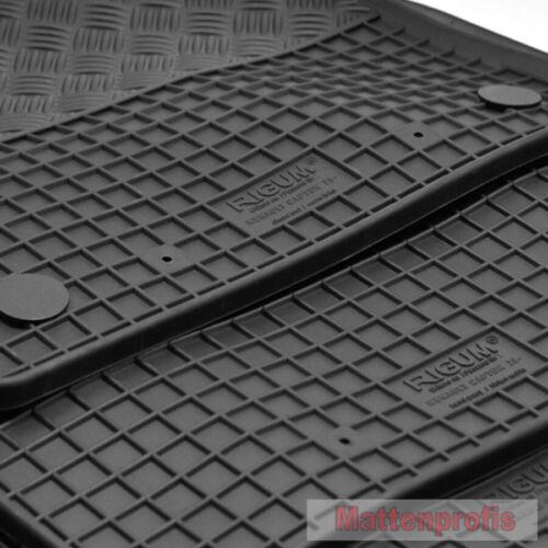 OP Gummimatten Gummifußmatten passend für Renault Captur II ab Bj 2020 4tlg.