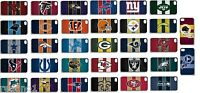 Apple Ipad Air 2nd Gen 2g Nfl Football Team Logo Cover / Case Black