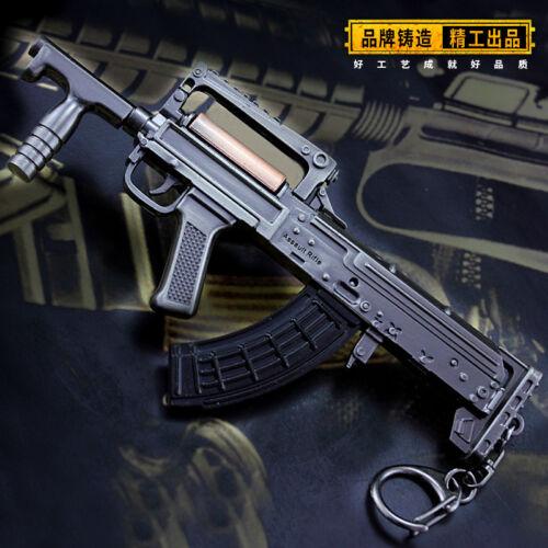 1//5 TOY PUBG WW2 RUSSIAN OC-14 Groza ОЦ-14 GUN BattleField4 Battleground Metal