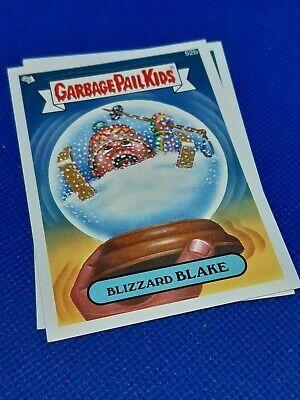 2004 album card Sticker FRANCE Garbage Pail Kid Les CRADOS 3 N°163 Image