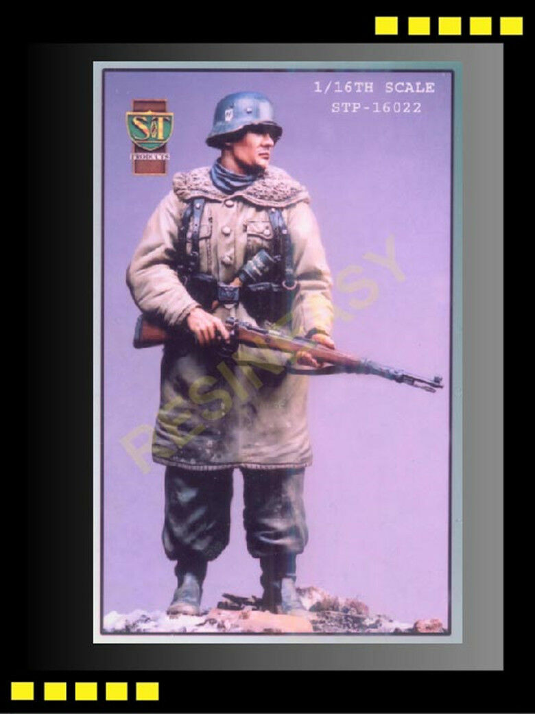 Vintage S&T products 1 16  Figure 120mm Panzer Grenadier Kharkov 1943 STP-16022