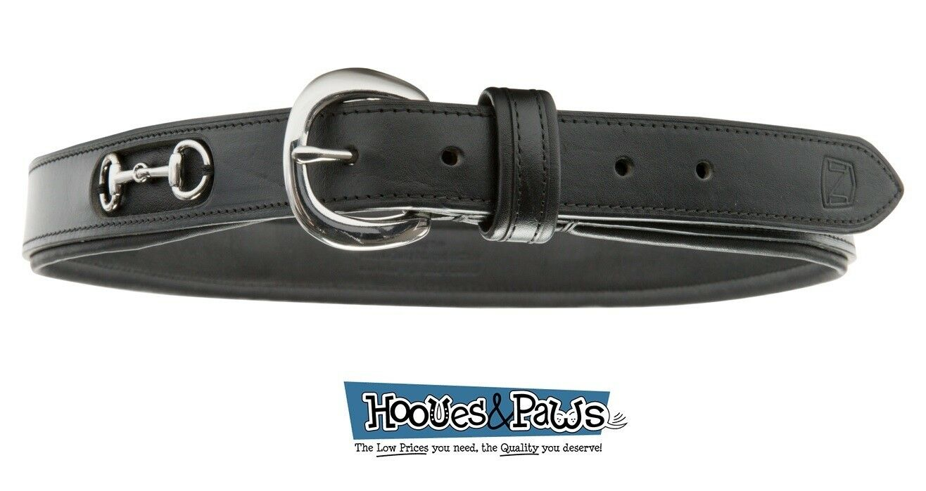 Noble Outfitters para Dama en  la Broca Cinturón Negro  tienda en linea
