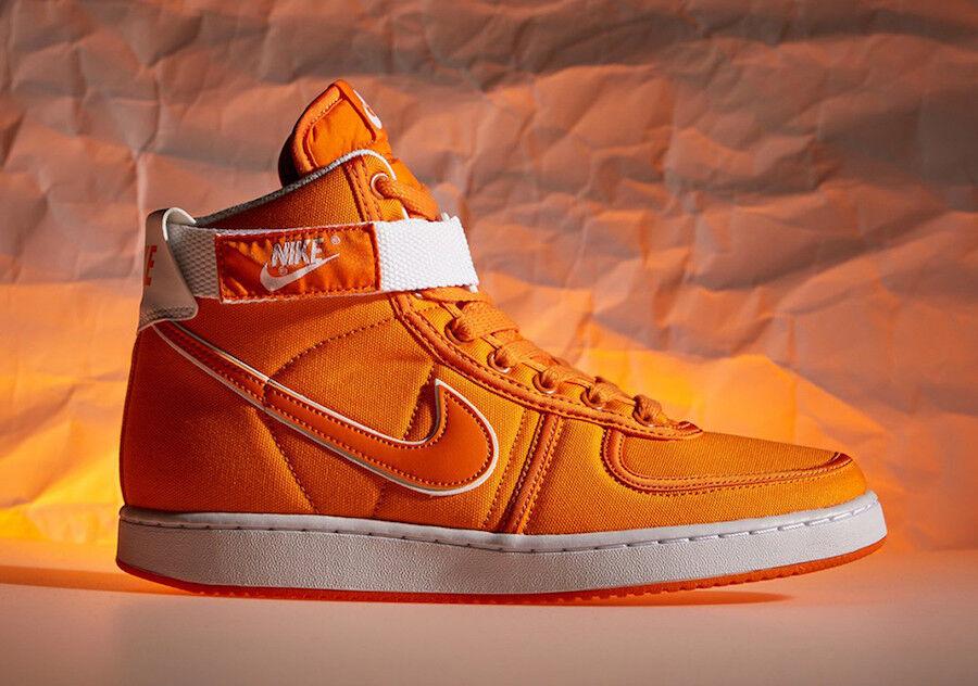 Nike Vandal High Supreme CNVS QS AH8605-800 Bright Ceramic  DOC BROWN SHIPS NOW