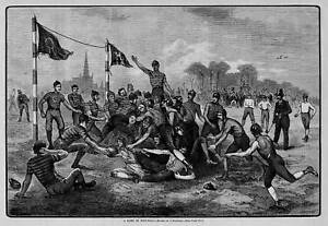FOOT-BALL-1878-ANTIQUE-ENGRAVING-A-GAME-OF-FOOTBALL
