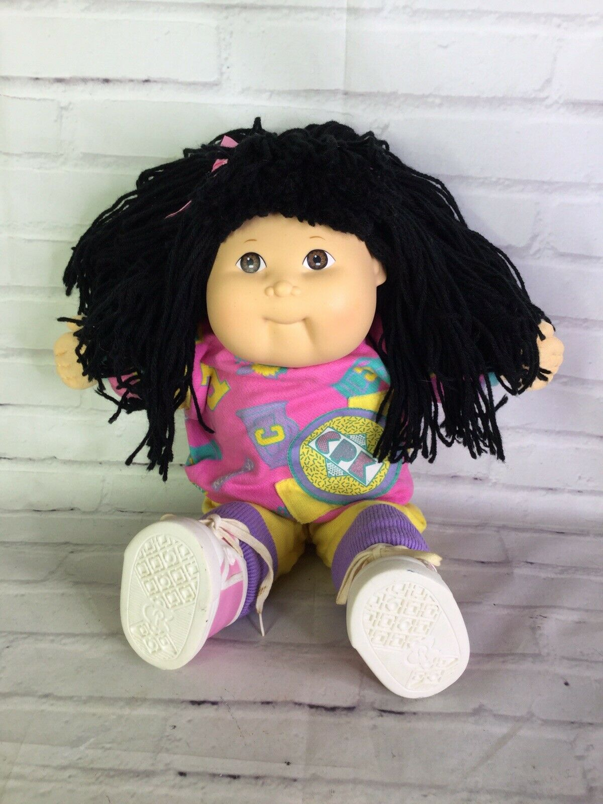 Cabbage Patch Kids Babies Asian Boy With Black Hair for sale online | eBay