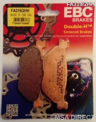 EBC Sintered REAR Brake Pads 2001 to 2018 Yamaha FJR1300 1 Set FA319//2HH