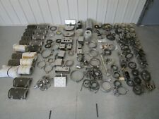 Large Lot Of Extrusion Process Heaters Band Cast In Line Rod Strip