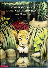 HOW MANY SPOTS DOES A LEOPARD HAVE? AND OTHER TALES JULIUS LESTER BOOK HAVE