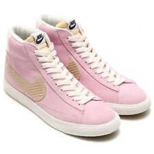 Mens Nike Blazer Mid PRM VNTG QS SZ 12 Pastel Pack Pink Suede 638322-601