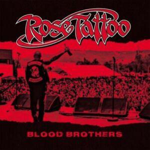 ROSE-TATTOO-Blood-Brothers-CD-BRAND-NEW-Bonus-Live-Tracks
