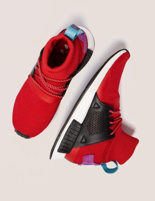 eebf4e4a4233c adidas Originals NMD Xr1 Winter Mens Trainers in Red 11 US for sale ...