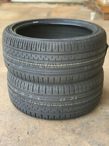 2-NEW-225-40-18-Zeetex-HP1000-92Y-all-season-Performance-tires-225-40R18-R18