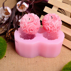 Flexible-3D-Rose-Flower-Ball-Shaped-Silicone-Decorative-Soap-Candle-Molds