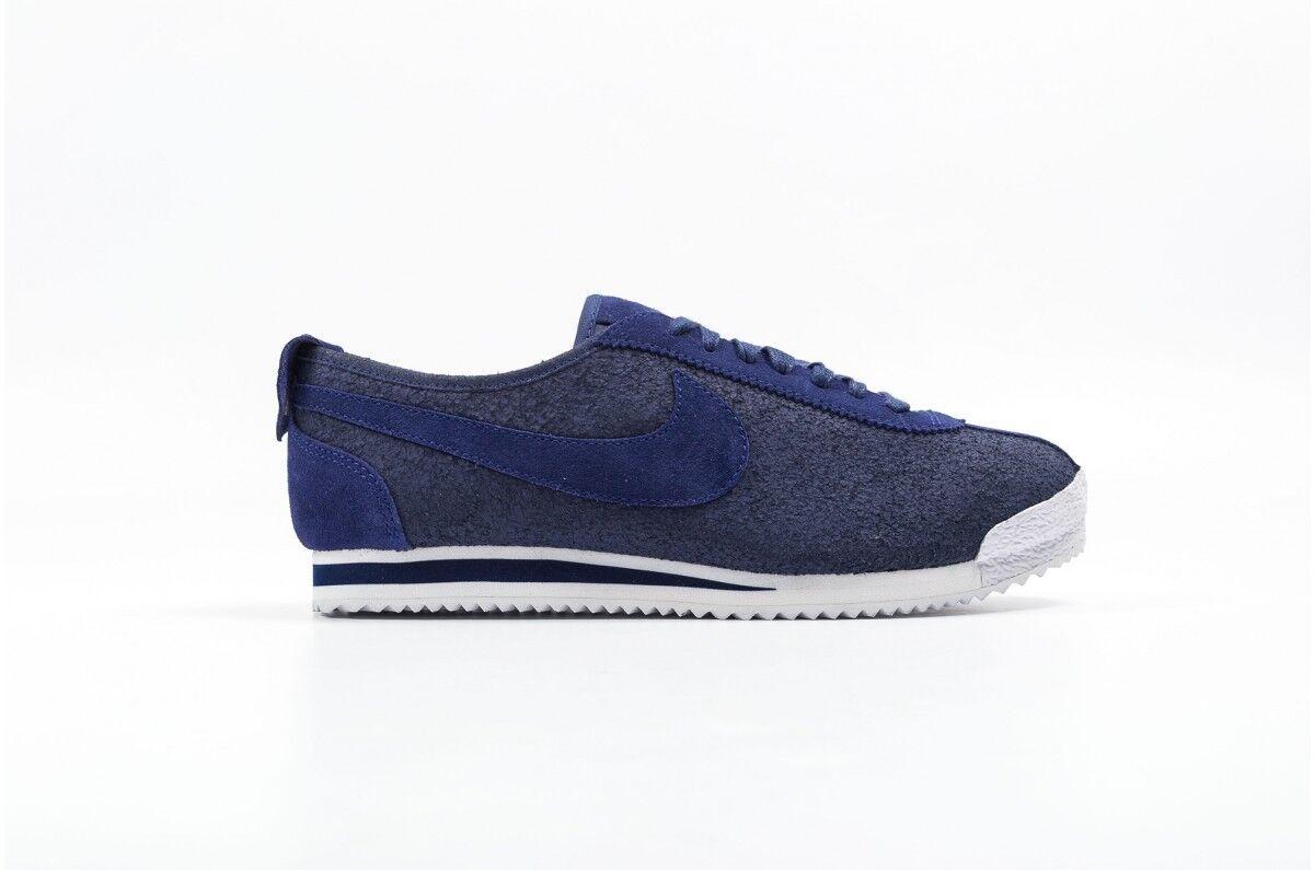 Nike cortez 72 qs blu metallico peltro Uomo 863173 400 nuovi