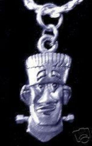 COOL Halloween Frankenstein charm Pendant Silver Jewelry
