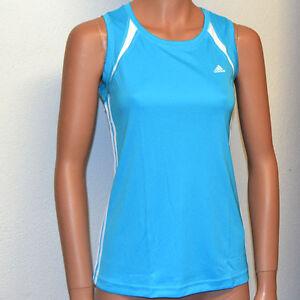 lowest price new products running shoes Details zu Adidas ClimaLite Sport Shirt Tank Top Mädchen Gr. 116 128 140  152 164 176 NEU