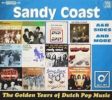Golden Years Of Dutch Music - Sandy Coast (2015, CD NEUF)2 DISC SET