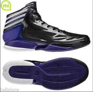 check out 4a029 8a9cb Image is loading NEW-Adidas-ADIZERO-CRAZY-LIGHT-2-Basketball-Mid-