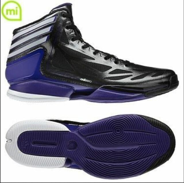 first rate crazy price wide varieties NEW~Adidas ADIZERO CRAZY LIGHT 2 Basketball Mid ghost shadow Shoe Rose~Mens  sz 8