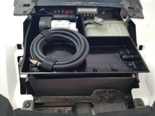 On Board Air System Polaris RZR-1000 Turbo /& Turbo S  Air Compressor And Storage