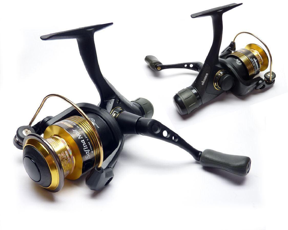 Okuma Safina black SFRR-30 Fishing Reel 5+1bb - (43959)