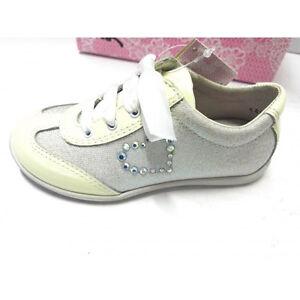 8868f14385 Dettagli su Balducci Sneakers scarpe sportive Bambina Pelle primavera  estate lacci anatomico
