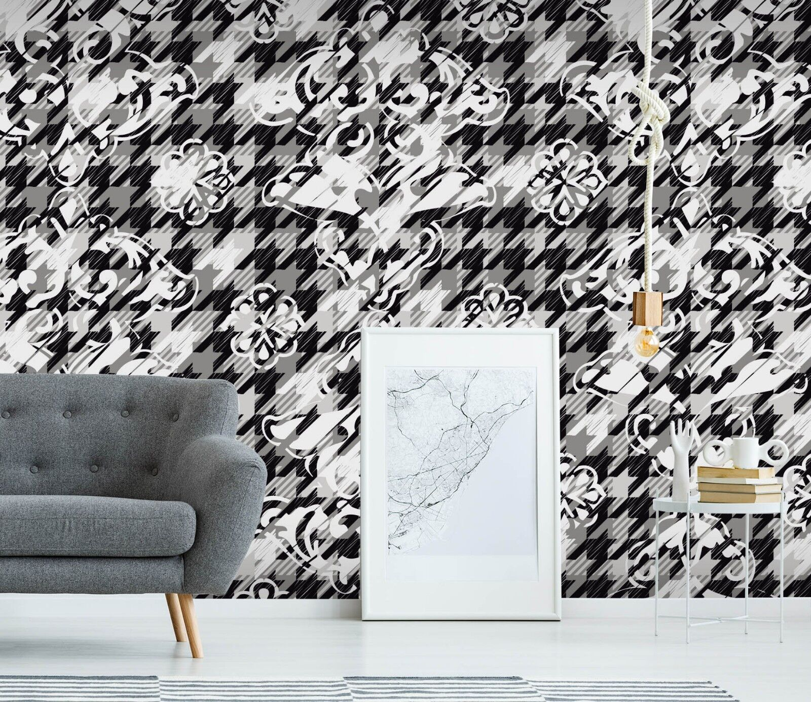 3D Abstract Element 31 Wallpaper Mural Wall Print Decal Indoor Murals AU Lemon