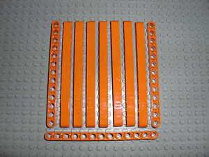 LEGO Technic - 10x Lochbalken Lochstange Liftarm beam 1x13 orange 41239 - Bruck/Mur, Österreich - Widerrufsrecht Sie haben das Recht, binnen 1 Monat ohne Angabe von Gründen diesen Vertrag zu widerrufen. Die Widerrufsfrist beträgt 1 Monat ab dem Tag, an dem Sie oder ein von Ihnen benannter Dritter, der nicht der Beförderer i - Bruck/Mur, Österreich