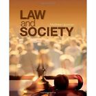 Law and Society by Matthew Lippman (Paperback, 2014)