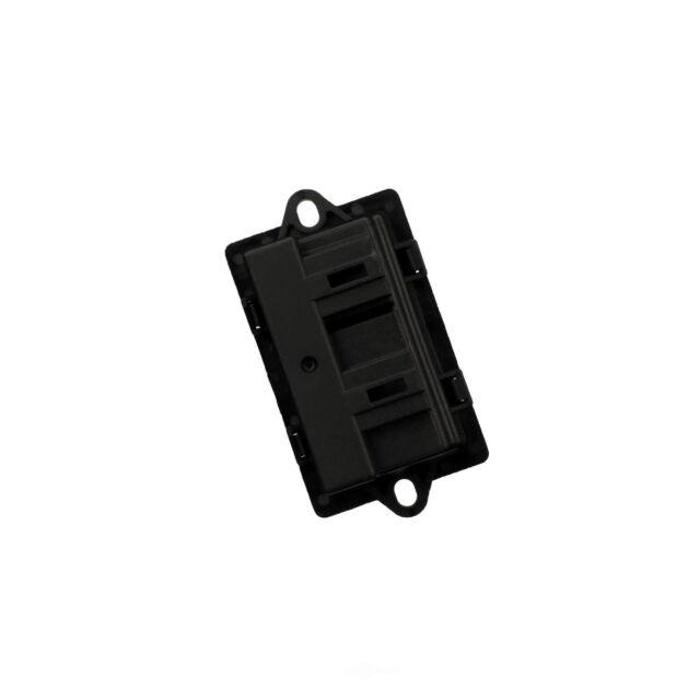 HVAC Blower Motor Resistor Front Standard RU-638