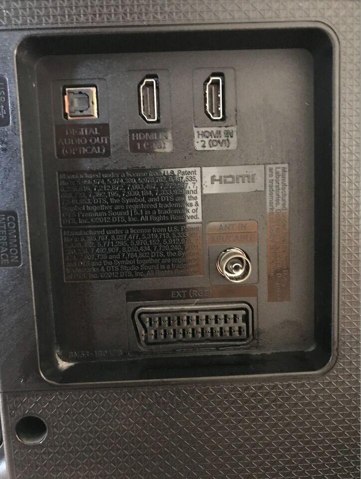 LED, Samsung, UE40H5003AW