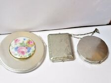 LOT 2 OF 2 VINTAGE COMPACT YARDLEY LOT OF THREE AS IS BM & CO DECO SEE PICTURES