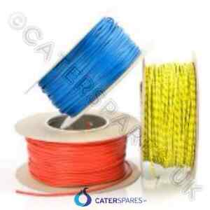 HIGH TEMPERATURE 4mm FIBREGLASS WIRE 100m ROLL REEL APPLIANCE CATERING OVEN PART