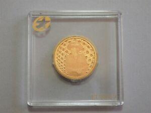 10 Euro 2005, Niederlande, Königin Beatrix / 60 Jahre Frieden, 900/1000 Gold, PP